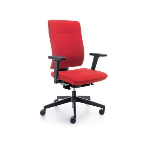 Fotele i krzesła biurowe, Fotel Xenon 10 SFL NX16 czarny bez podłokietników