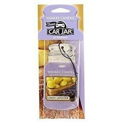 Car Jar zapach samochodowy Lemon Lavender 1sztuka