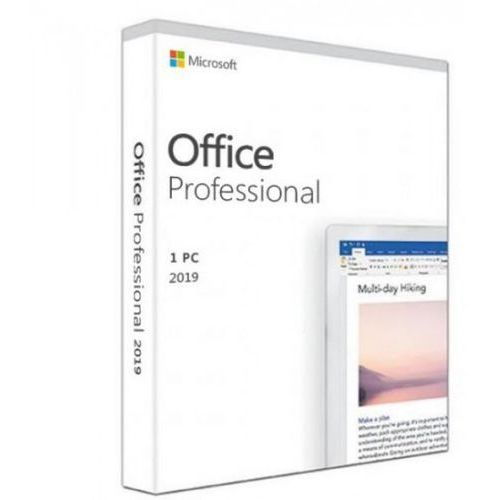 Programy biurowe, Microsoft Office Professional 2019 1PC ESD PL WIN