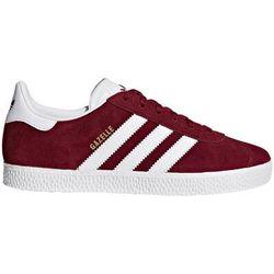 adidas Originals GAZELLE Tenisówki i Trampki collegiate burgundy/footwear white
