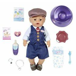 BABY born Soft Touch, chłopczyk w eleganckim ubraniu, 43 cm