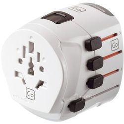 Go Travel DG/407 adapter sieciowy - Europa - Świat