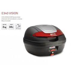 Givi E340 Vision - Kufer Monolock 34 litry