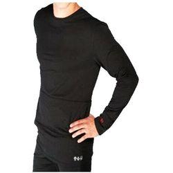 Bluza Koszulka podgrzewana Glovii GJ1M czarna-S