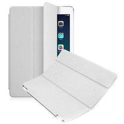 6w1- Matowe Back Cover + Smart Cover + 2x folia + rysik + ściereczka do iPad Mini 2 3 - Biały