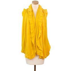 Chusta zimowa yellow - YELLOW