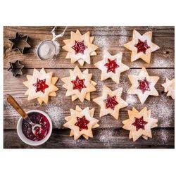 Deska kuchenna CHRISTMAS STARS 35 X 25 CM ALFA-CER