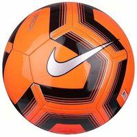 Piłka nożna, Piłka nożna Nike Pitch Train Sp19 SC3893-803 pomarańczowo-czarna