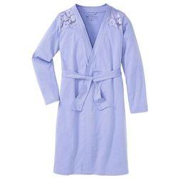 Szlafrok kimono bonprix jasny lawendowy