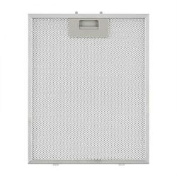 Klarstein Aluminiowy filtr przeciwtłuszczowy 26 x 32 cm filtr wymienny