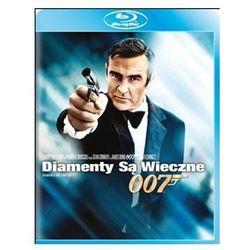 Diamenty są wieczne (Blu-Ray) - Guy Hamilton DARMOWA DOSTAWA KIOSK RUCHU
