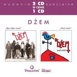 DŻEM - BYĆ ALBO MIEĆ / POD WIATR - Album 2 płytowy (CD)