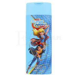 DC Comics Super Hero Girls pianka do kąpieli 350 ml dla dzieci
