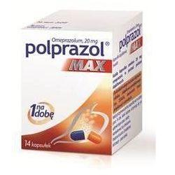 POLPRAZOL MAX 20mg x 14 kapsułek