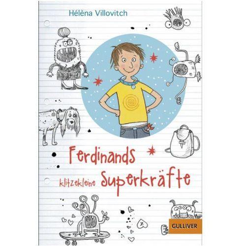 Pozostałe książki, Ferdinands klitzekleine Superkräfte Villovitch, Hélèna