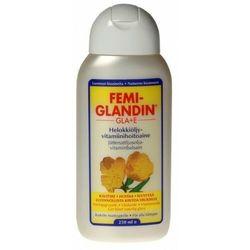 Femiglandin GLA+E odżywka - Odżywka z olejem z wiesiołka dwuletniego