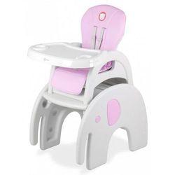 Eli Krzesełko do karmienia pink