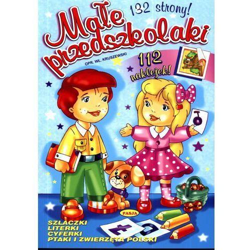 Książki dla dzieci, Małe przedszkolaki (opr. miękka)