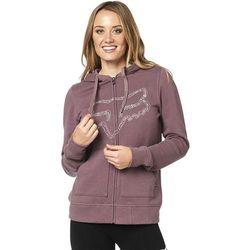 bluza FOX - Barstow Zip Fleece Purple (053) rozmiar: S