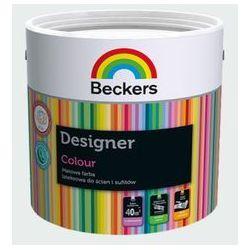Beckers Farba Lateksowa Designer Colour Silver Pearl 5L