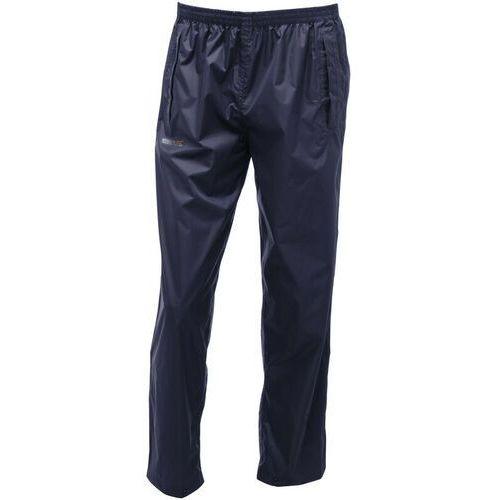 Spodnie męskie, Regatta Pack It Spodnie wierzchnie Mężczyźni, navy S 2020 Spodnie przeciwdeszczowe