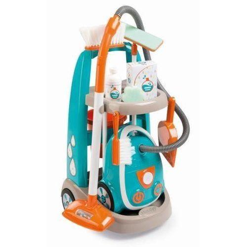 Odkurzacze dla dzieci, Wózek do sprzątania z odkurzaczem