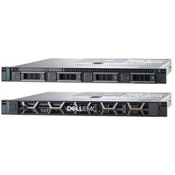 Serwer DELL R340 4x LFF 3,5 Intel Xeon E-2124 4-core 3.3GHz / RAM 8GB DDR4 / dyski Hot Plug / sprzętowy SAS Raid5 Perc H330 / Zasilacz Hot Plug