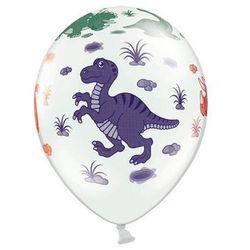 Balony lateksowe Dinozaury - 30 cm - 50 szt.