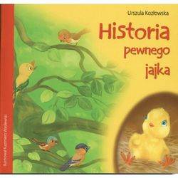 Historia pewnego jajka - Urszula Kozłowska (opr. miękka)