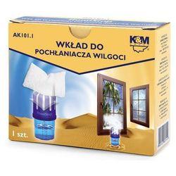 Wkład K&M do pochłaniacza wilgoci AK 101.1