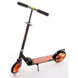 Hulajnoga Vivo AS001 200mm czarno-pomarańczowa