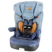 Foteliki grupa II i III, Nania fotelik samochodowy MYLA Premium, Denim Blue - BEZPŁATNY ODBIÓR: WROCŁAW!