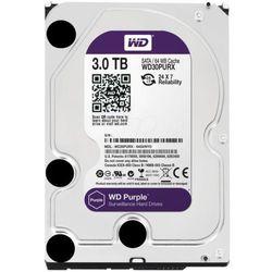 Dysk twardy Western Digital WD30PURX - pojemność: 3 TB, cache: 64MB, SATA III, 5400 obr/min
