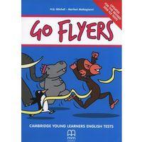 Książki do nauki języka, Go Flyers SB + CD MM PUBLICATIONS (opr. broszurowa)