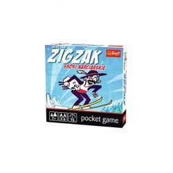 """Gra karciana """"Zig Zak"""" 1Y32AC Oferta ważna tylko do 2031-06-02"""