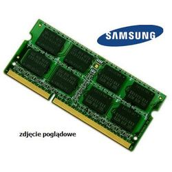 Pamięć RAM 8GB DDR3 1600MHz do laptopa Samsung NP-355V5C 8GB_DDR3_SODIMM_1600_199PLN_CZ3 (--60%)