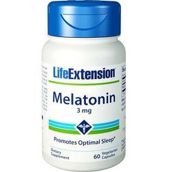 Melatonina 3 mg, 60 kaps.