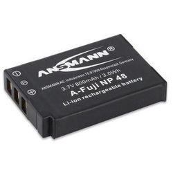 Akumulator Ansmann A-Fuj NP-48 (afujnp48) Szybka dostawa! Darmowy odbiór w 21 miastach!