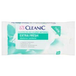 Chusteczki do higieny intymnej Intensive Care 10 szt
