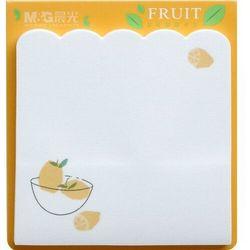 Karteczki samoprzylepne summer fruit 60k 76x76 m&g