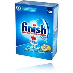 Finish Tabletki Classic Lemon 100 kps