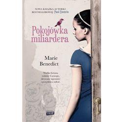 Pokojówka miliardera - Marie Benedict (opr. broszurowa)