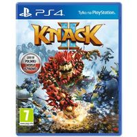 Gry na PlayStation 4, Knack 2 (PS4)