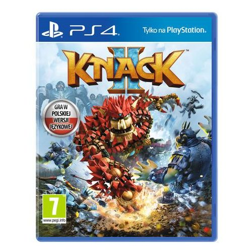 Gry na PlayStation 4, Knack 2 (PS4)