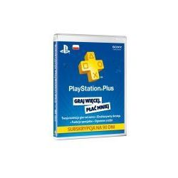 Playstation Plus Card 90 dni PSN PS3/PS4/PSV
