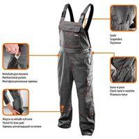 Spodnie i kombinezony ochronne, Spodnie robocze NEO 81-430-XXL (rozmiar XL/58)