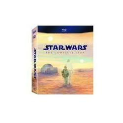 Star Wars: Gwiezdne wojny - kompletna saga, części I-VI (Blu-Ray) - George Lucas DARMOWA DOSTAWA KIOSK RUCHU