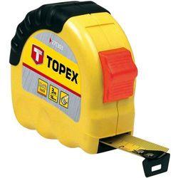 Miara zwijana TOPEX 27C308 stalowa 25 mm (8 m)