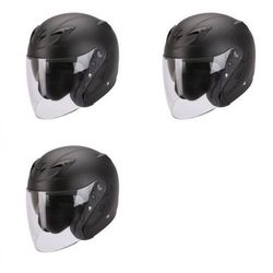 SCORPION KASK Otwarty EXO-220 BLACK MAT L, M, S, XL, XXL 22100100