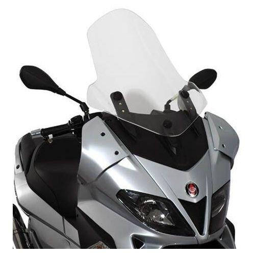 Pozostałe akcesoria do motocykli, KAPPA KD351ST SZYBA GILERA NEXUS 125/250/300/500 '06-'14 65 X 50 CM PRZEZROCZYSTA